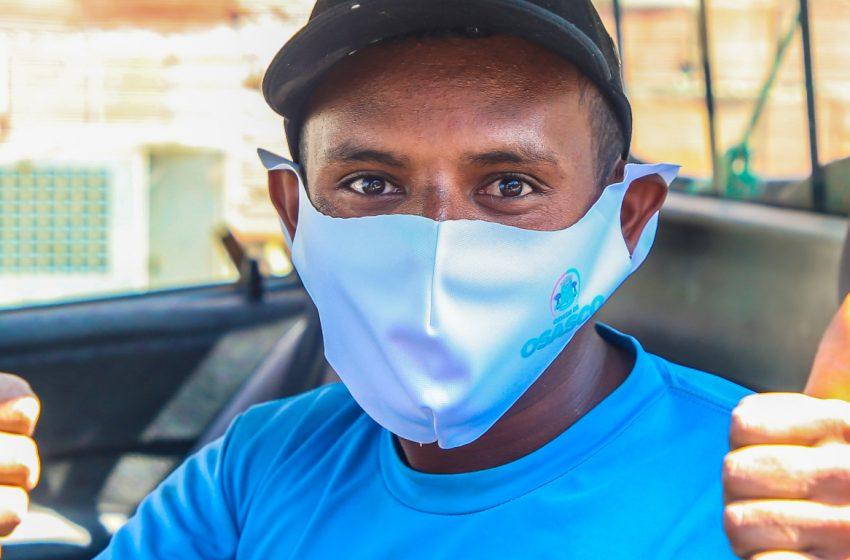 Osasco decreta obrigatoriedade do uso de máscara
