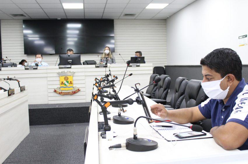 Vereador pede abono salarial para profissionais que combatem atual pandemia em Carapicuíba