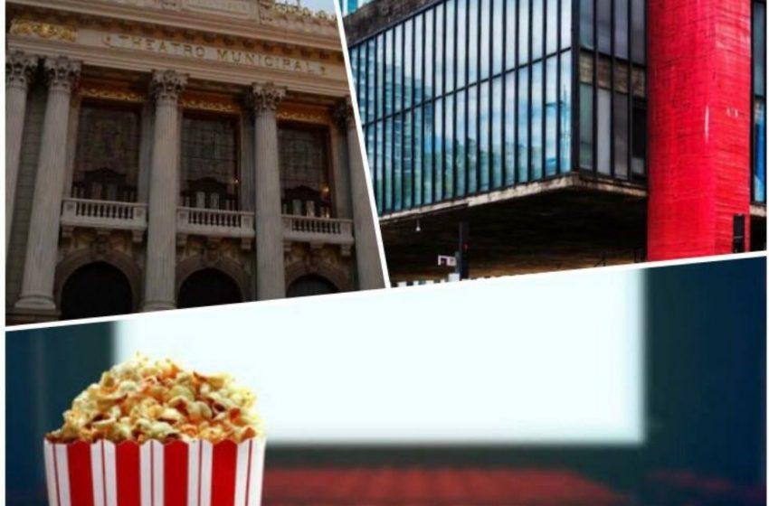 Agenda Cultural – Exposições, cinema e teatro são as principais atrações