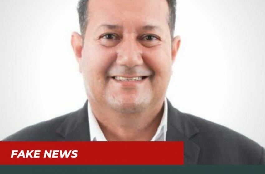 Vereador Ni da Pizzaria continua internado e quadro de saúde dele continua estável