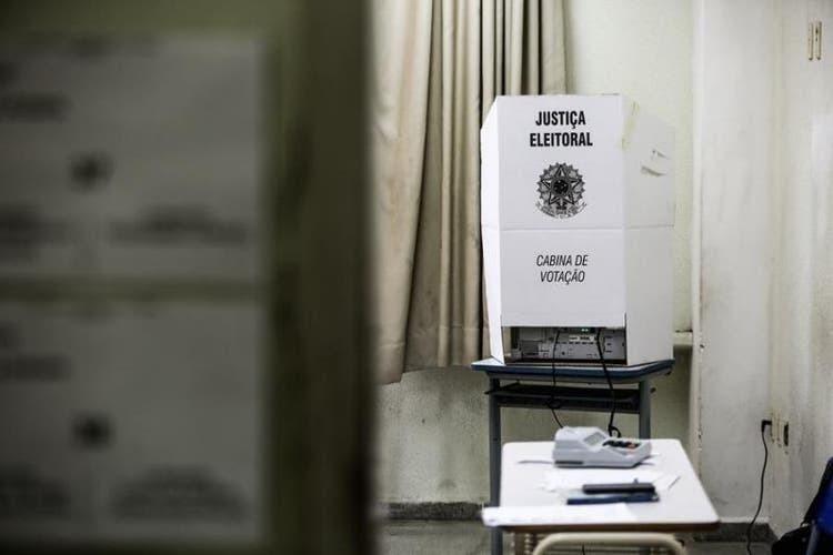As urnas em cidades da região oeste da grande São Paulo