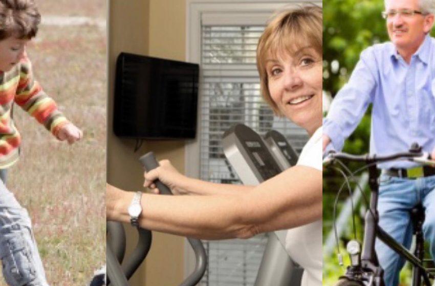 Comportamento Sedentário é preciso viver atualizado e ainda melhorar a atividade física diariamente