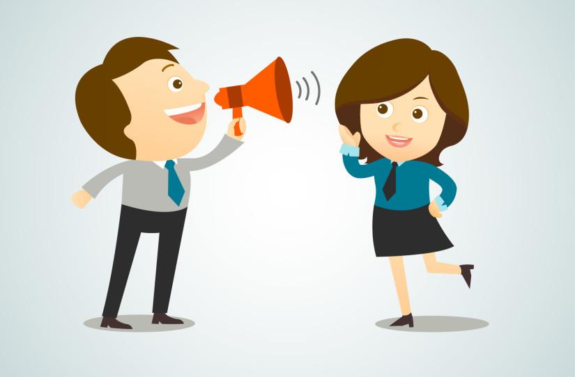 Como se comunicar de forma assertiva!