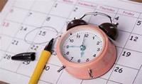 Como gerir o seu tempo!