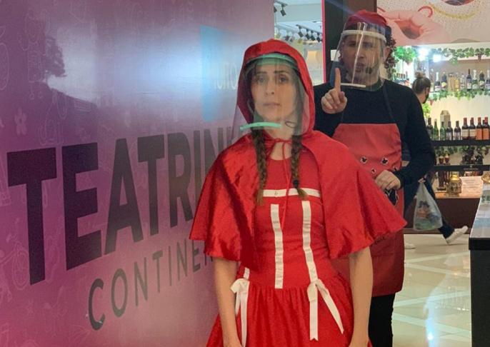 Continental Shopping traz tecladista da Família Lima para o teatro natalino