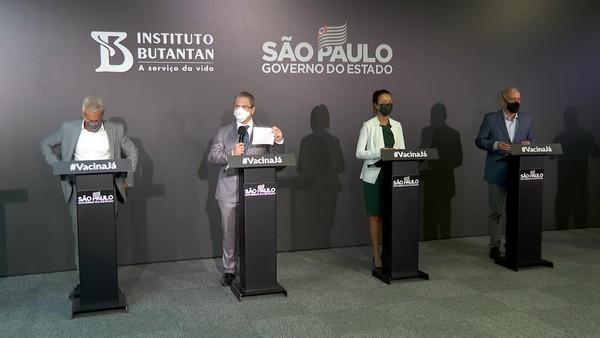 Governo de SP endurece quarentena para conter a contaminação do COVID19