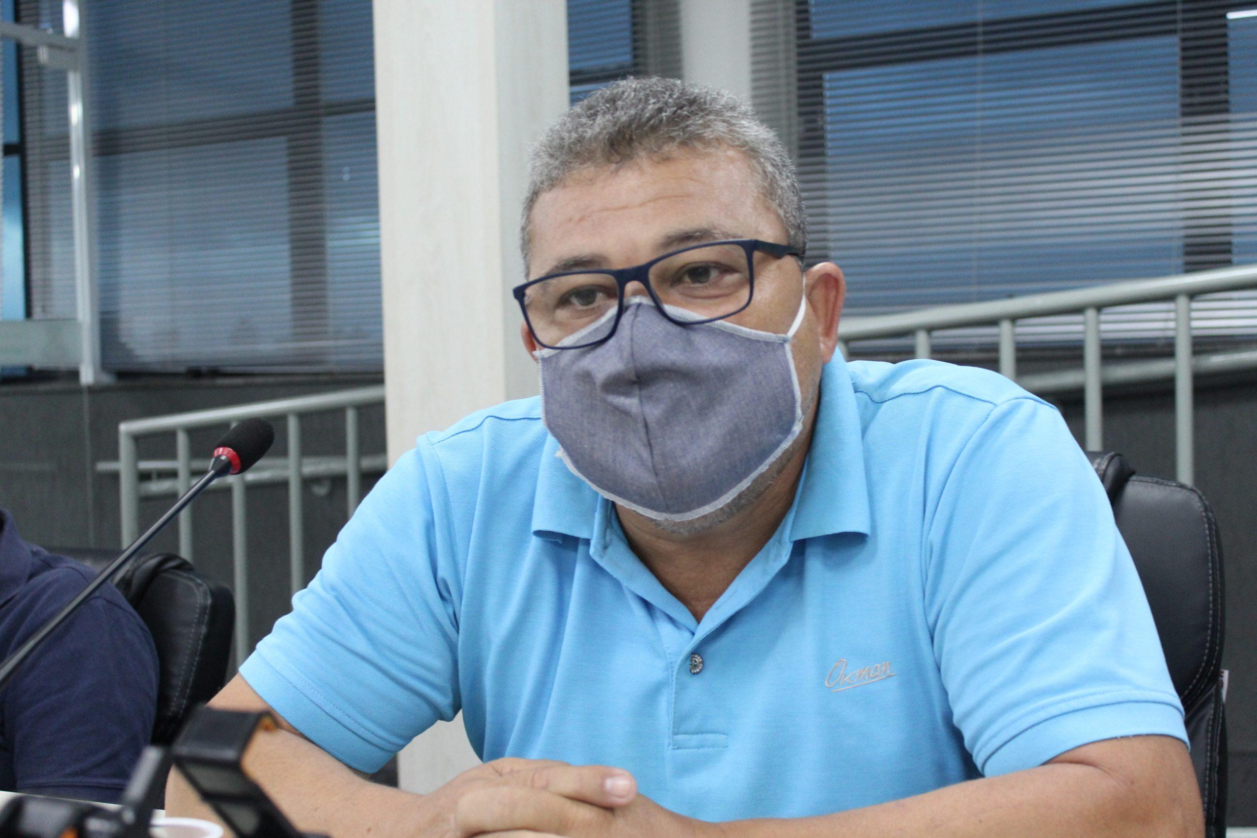 Álvaro Abílio solicita mais segurança nos bairros de Carapicuíba