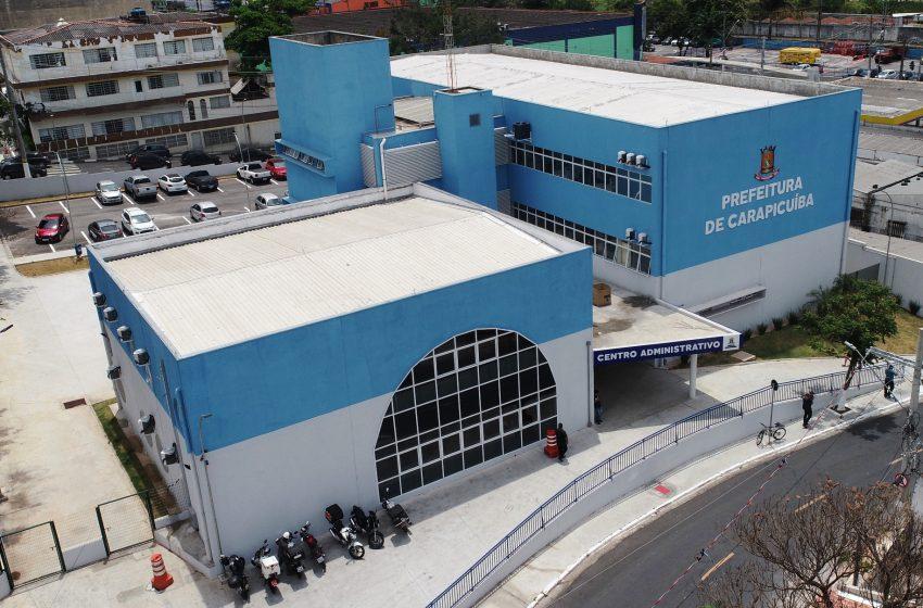 Carapicuíba abre processo seletivo com mais de 160 vagas para estagiários