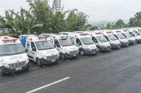 Marcos Tonho renova 100% da frota de ambulâncias na cidade