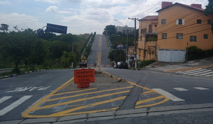 Avenida dos Eucaliptos em Osasco será bloqueada para realização de Obras Pluviais