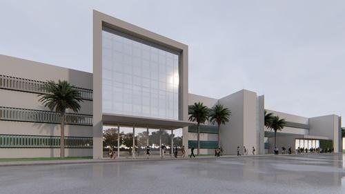 Prefeito Marcos Tonho intensifica obras da construção do novo Hospital Municipal de Santana de Parnaíba que terá 200 leitos