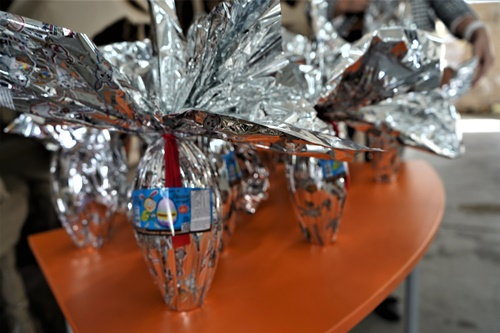 A partir de segunda-feira, 5, alunos da rede municipal de ensino de Barueri receberão ovos de páscoa com total segurança