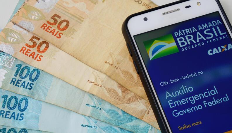 Caixa Econômica paga o auxílio emergência a partir de 6 de abril, confira o calendário