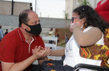 Ribamar quer inclusão de pessoas com deficiência na vacinação