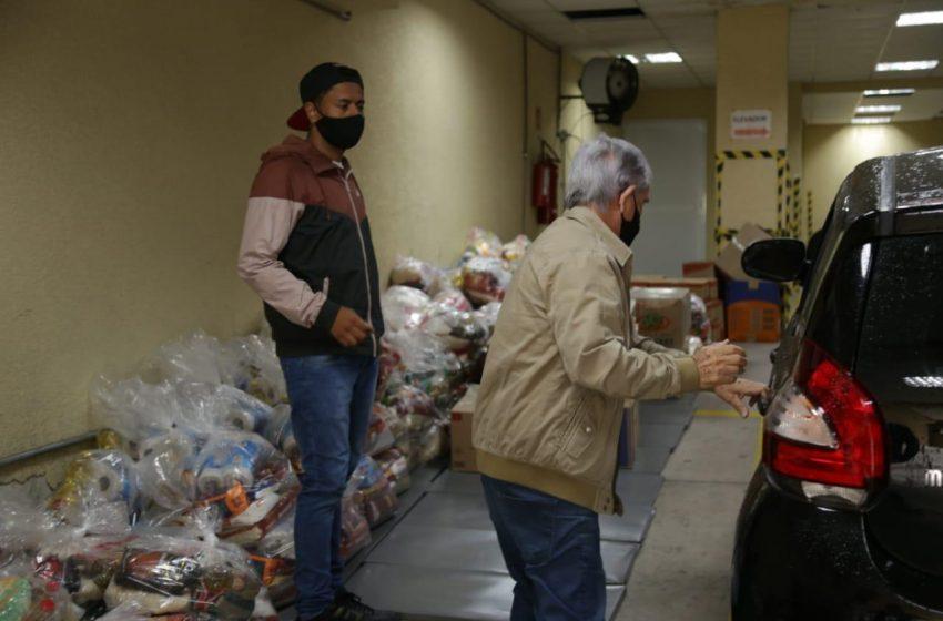 Câmara Municipal de Osasco prorroga recebimento de doações de alimentos até a próxima terça-feira (27)