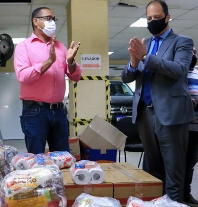 Vereadores de Osasco intensificam ações para arrecadação de alimentos
