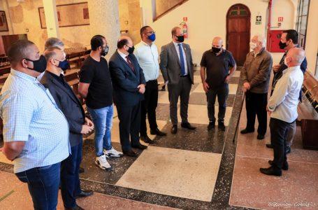 Parlamentares osasquenses prestaram solidariedade à paróquia na Vila dos Remédios