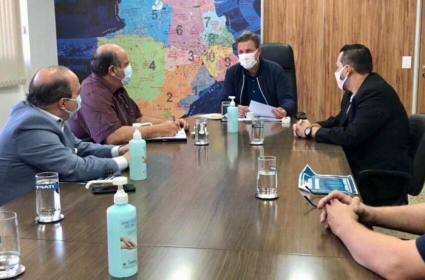 Igor anuncia 1º loja do Assaí Atacadista em Itapevi
