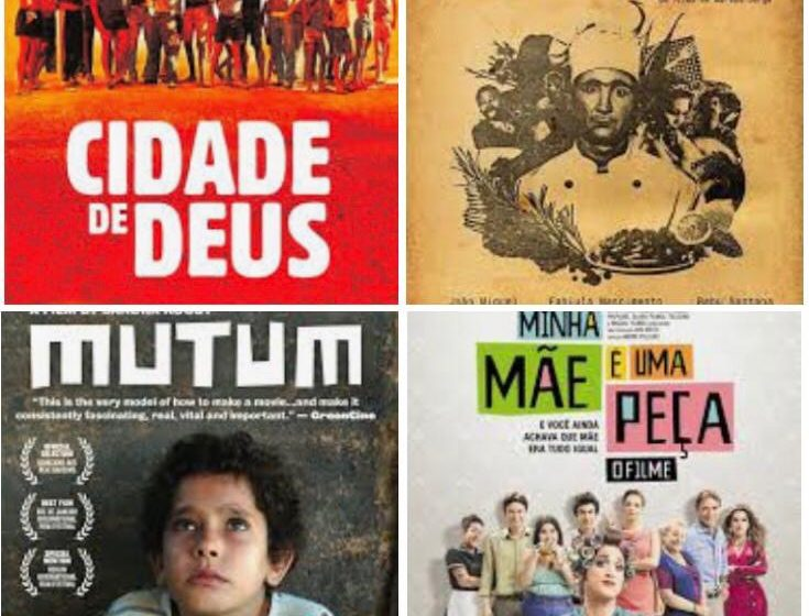Agenda Cultural: Dia do Cinema Brasileiro