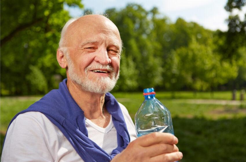 A Hidratação nos Idosos