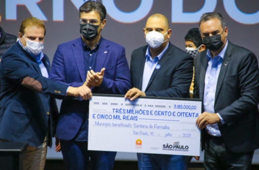 Prefeito Marcos Tonho consegue investimento do Governo do Estado para que famílias de baixa renda realizem o sonho da casa própria