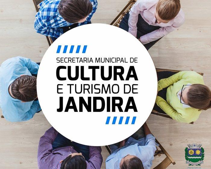 Jandira amplia o diálogo entre artistas, conselho e a Secretaria Municipal de Cultura