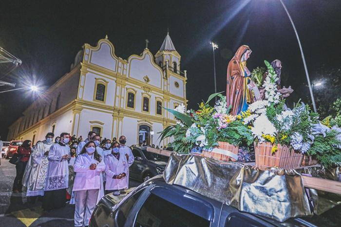 Santana de Parnaíba celebra Festa da Padroeira Santa Ana