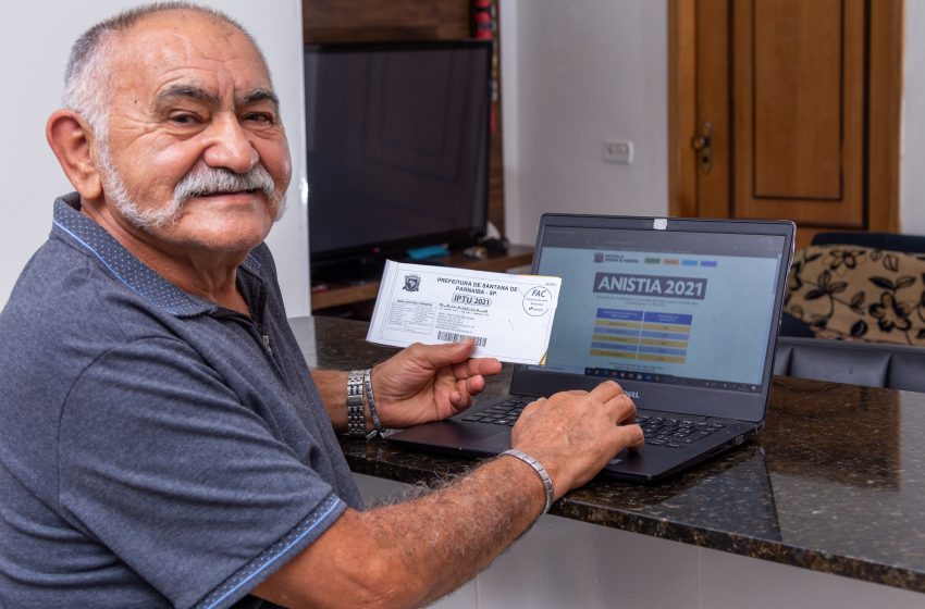 Marcos Tonho prorroga desconto especiais no IPTU até 30/09