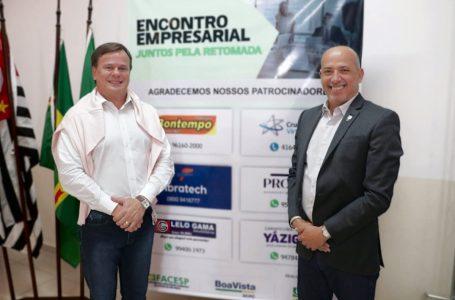 ACIC de Carapicuíba promove encontro empresarial para retomada econômica