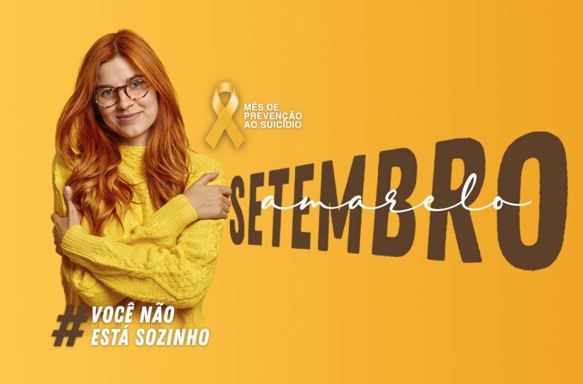 Saúde de Jandira apresenta ações do Setembro Amarelo