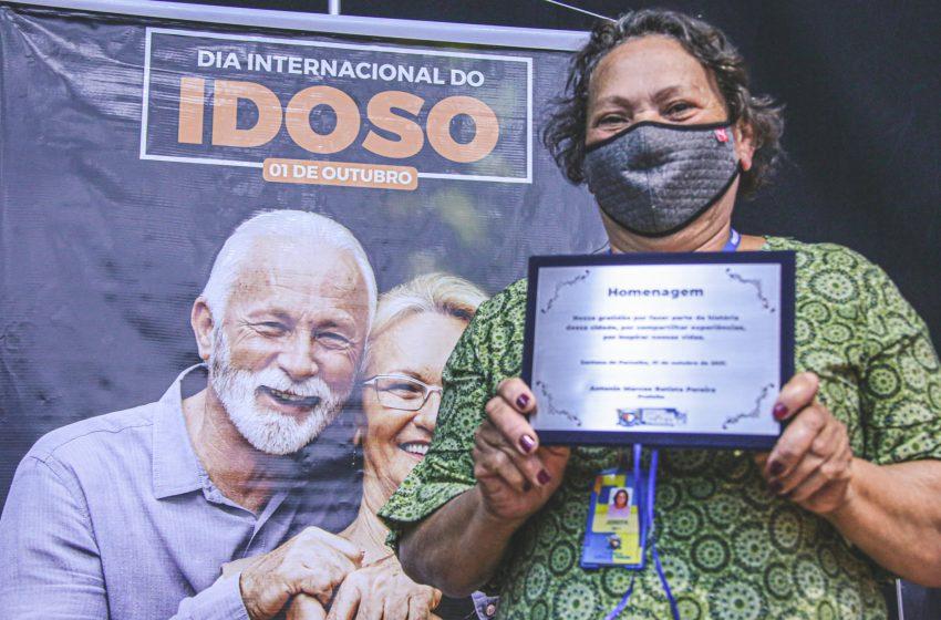 Marcos Tonho anuncia a volta das atividades com os idosos no Centro de Convivência do Idoso em Santana de Parnaíba