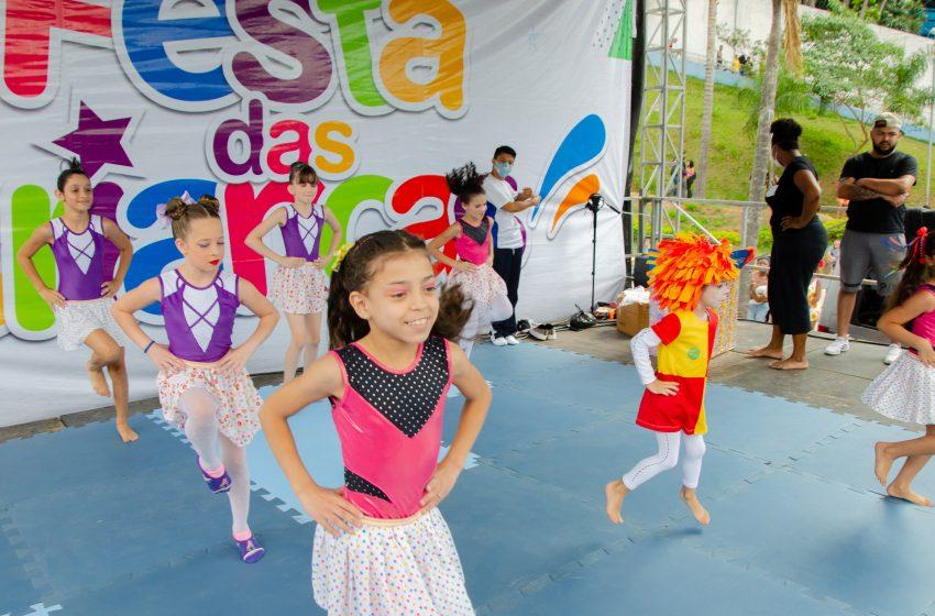 Jandira realiza evento do dia das crianças