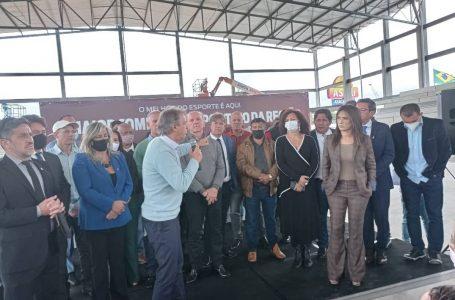 Barueri inova mais uma vez com projeto do Complexo Esportivo no Jd Silveira