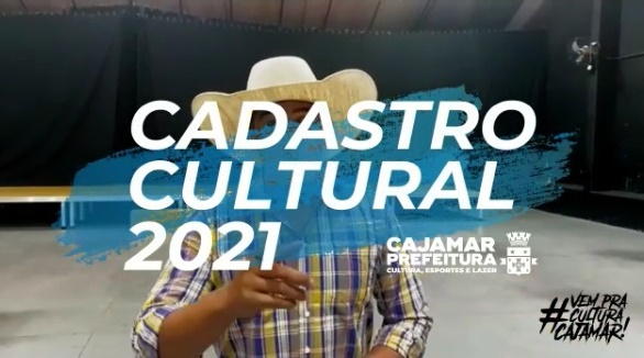 Cajamar realiza atualização do cadastro cultural