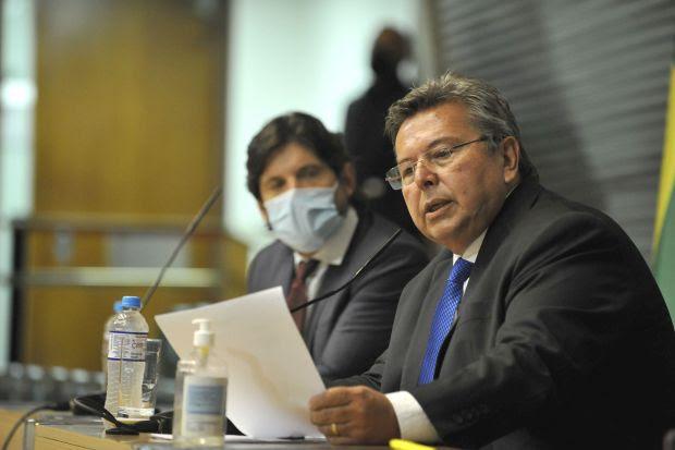 Presidente da Alesp pede desculpas por discurso de parlamentar